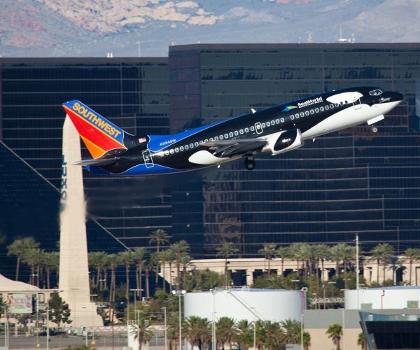 Flug Deutschland Las Vegas